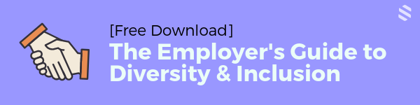 CTA - Employer's Guide to Diversity and Inclusion
