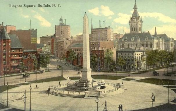 Niagara Square Buffalo NY Events SelectOne Search