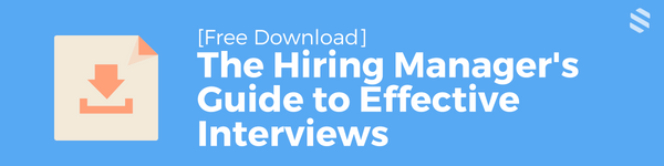The Hiring Manager's Guide to Effective Interviews